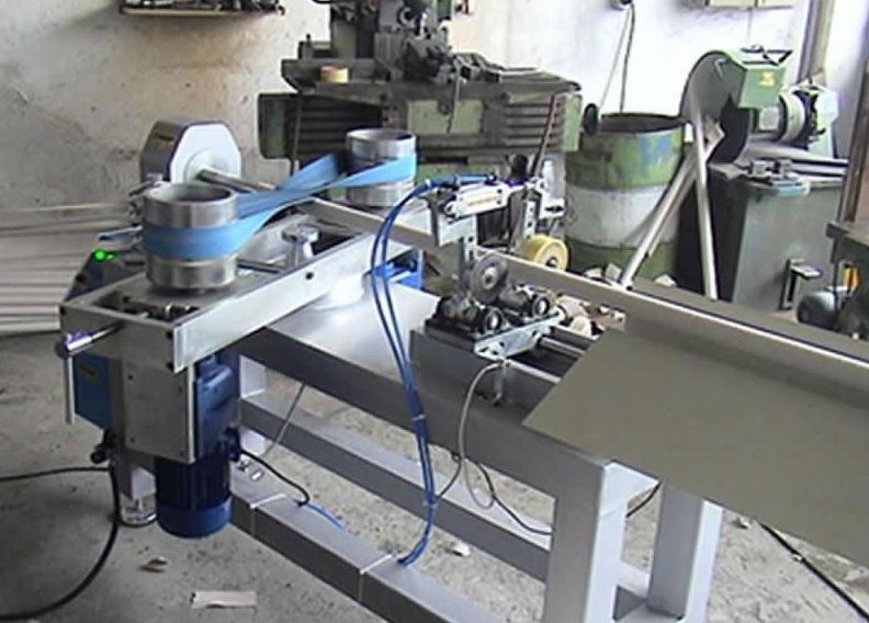 S C Resurse Technology S R L Bobbin Machine