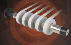 Friction Shafts - A perfect rewinding for multiple rolls